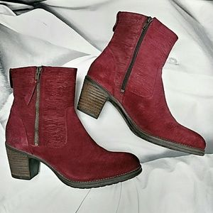 TAOS Suede Boots